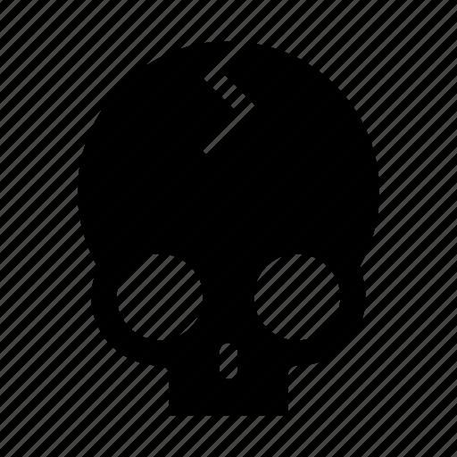 anatomy, corpse, dead, death, skull icon