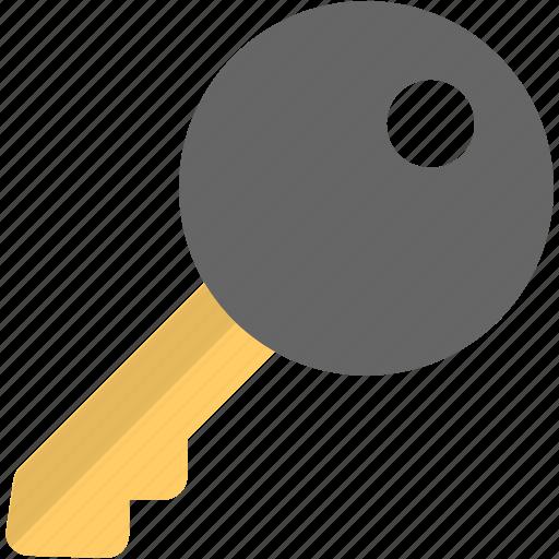 access, key, lock key, passkey, password icon