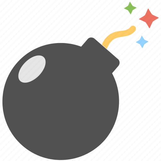 bomb, bombshell, explosive, grenade, war icon