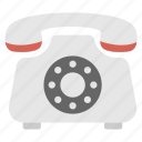 call, helpline, landline, phone, telephone icon