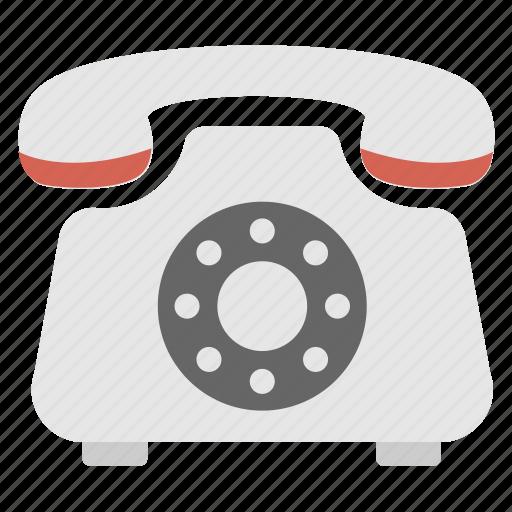 call, helpline, landline, phone, telephone icon