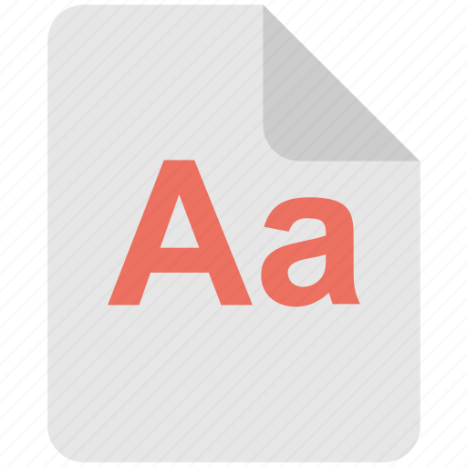 alphabet, document, english, font, letter icon