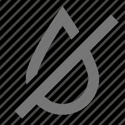 no color icon