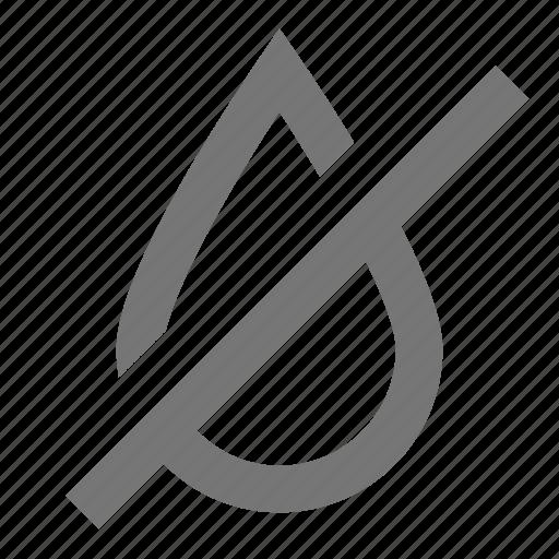 blur, create, design, empty, no color, off, tool icon