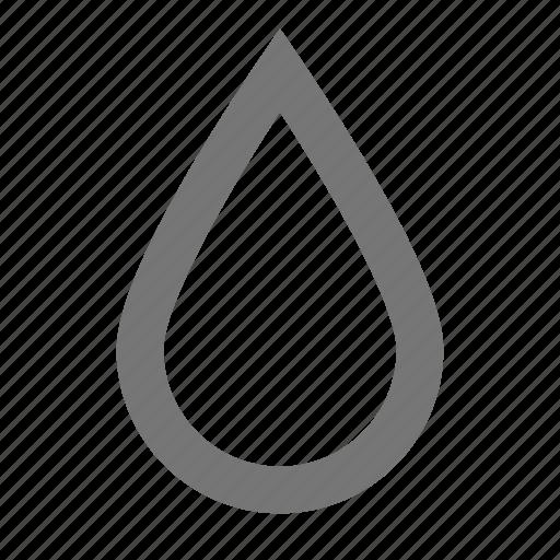 color, drop icon