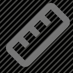measure, measurement, ruler icon