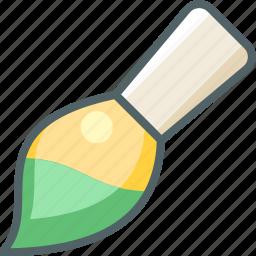 brush, paint icon