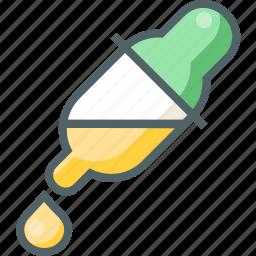 color, picker icon