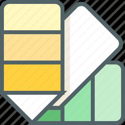 color, select icon