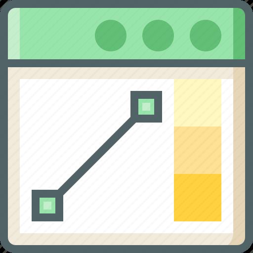 design, screen icon