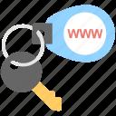 key, keywording, meta tag, optimization, seo icon