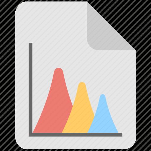 analysis, analytics, graph report, report, statistics icon
