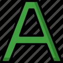 cad, colour, design, text, ultra icon