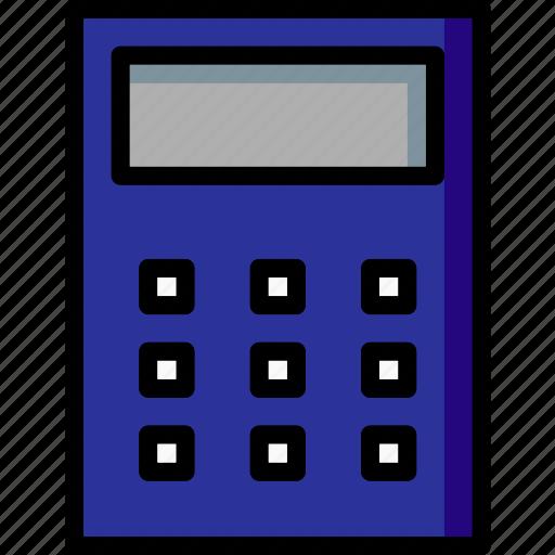 cad, calculator, colour, design, quick, ultra icon