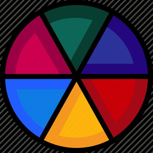 cad, colour, design, ultra, wheel icon