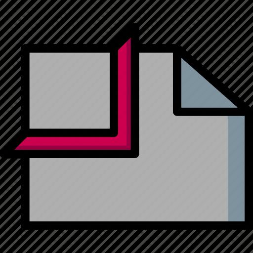 cad, clip, colour, design, ultra icon