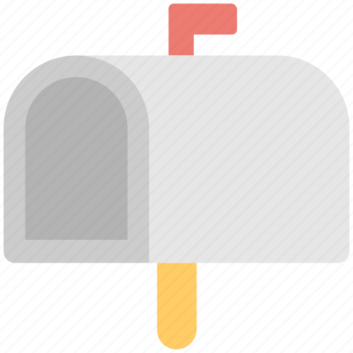 letterbox, mail, mailbox, post, postbox icon