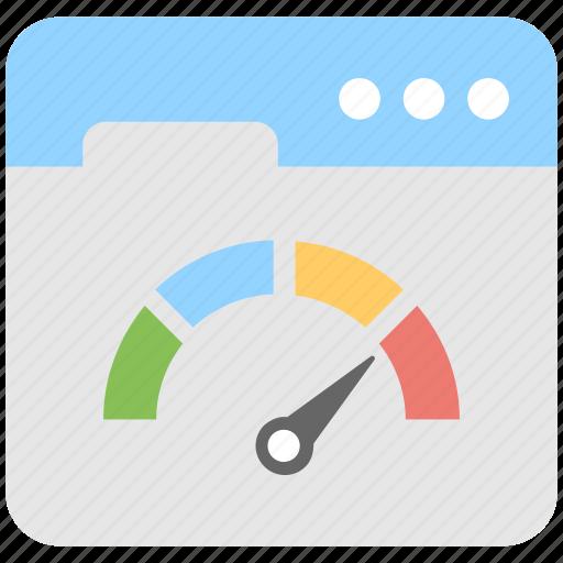 internet, performance, seo, speed, web icon
