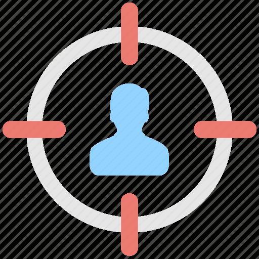 customer target, goal, marketing, seo, target icon