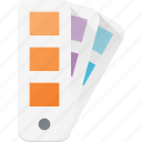color, colors, paint, palette icon