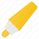 color, highlight, highlighter, marker, tool icon