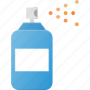 paint, painting, spray, tool icon