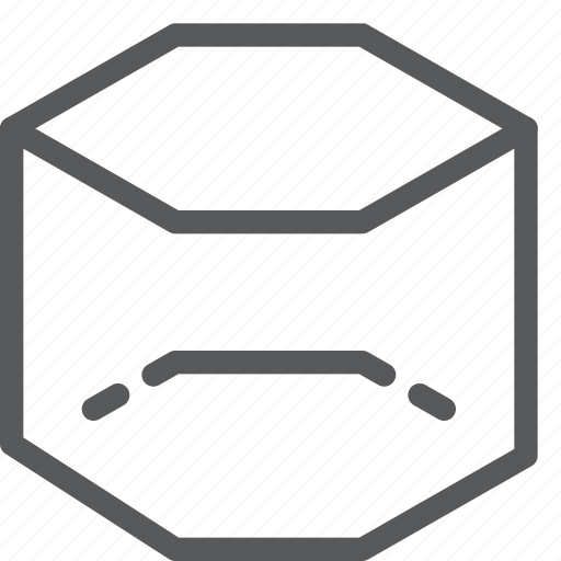 design, figure, geometry, math, polygon, shape, tool icon