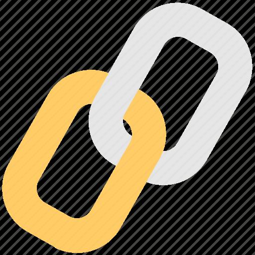 backlink, hyperlink, link, seo, web link icon