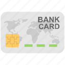 atm, bank card, cash card, credit card, transaction icon