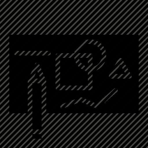Draft, plan, sketch, sketching icon - Download on Iconfinder