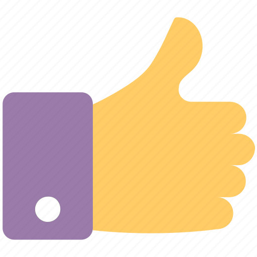 gesture, hand, ok, thumbs up, vote icon