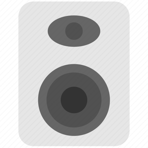 amplifier, music, speaker, subwoofer, woofer icon