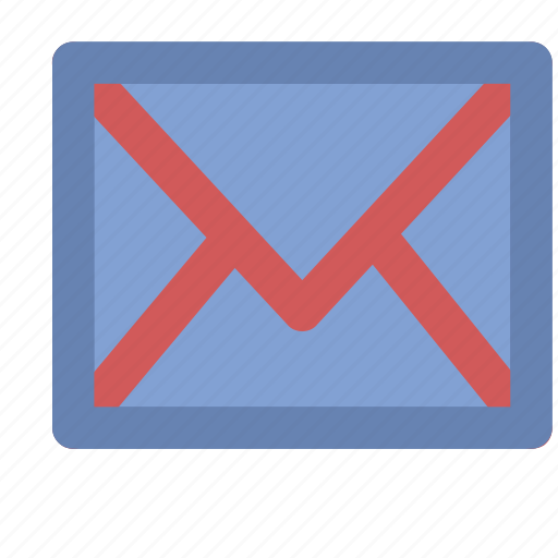 Email, email message, letter, mail, mailing, newsletter, sms icon - Download on Iconfinder