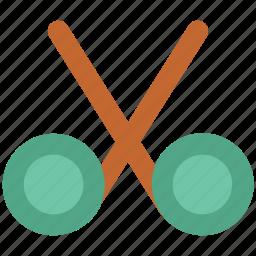 cutting tool, edit, scissor, scissor symbol, tool, utensil, work tool icon