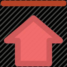 arrow, arrow hint, file uploading, up arrow, upload, upload button, uploading arrow icon
