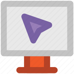cursor, electronics, lcd, lcd display, monitor screen, screen icon