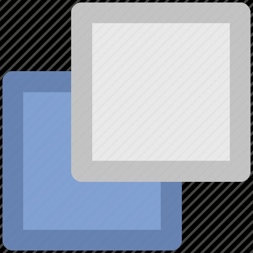 combine squares, computer graphics, design template, infographic, square elements, web designing icon