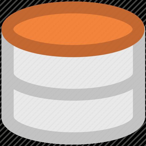 computer technology, data center, databank, database, information storage, server, website informations icon
