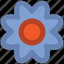 artwork, creative flower, decorative flower, design, design element, drawing, flower
