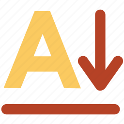 a, alphabet, capital a, font symbol, text style, typeface, typography icon