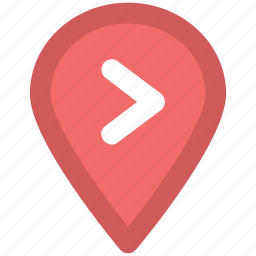 direction finder, exploration, gps, map marker, map pin, map pointer, navigation icon