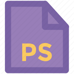 file design, file extension, file format, ps file, storage, template, web apps icon