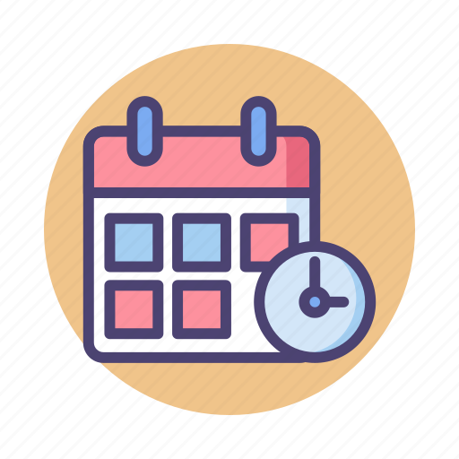 appointment, booking, calendar, deadline, schedule icon