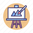 art, fine, drawing, fine arts, painting icon