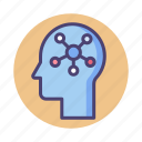 brainstorm, brainstorming, mapping, mind map, mind mapping, mindmap icon