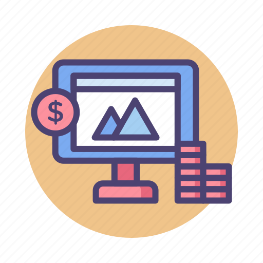 design, profitable, profitable design icon