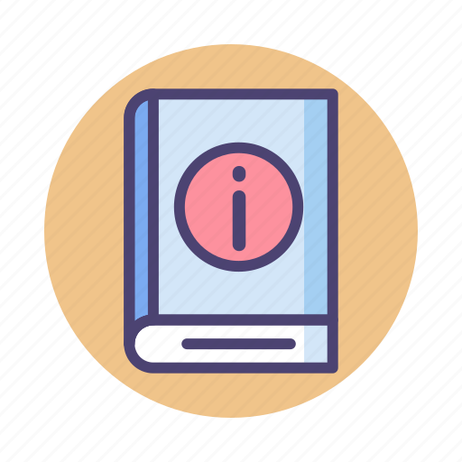 info, information, tutorial icon