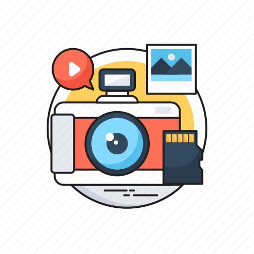 Camera, landscape, photo, photography, photoshoot icon - Download on Iconfinder