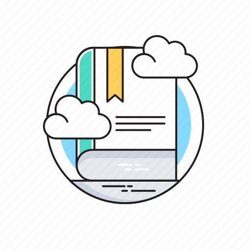 Book, ebook, education, elearning, knowledge icon - Download on Iconfinder