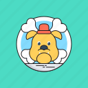 animal, dog, pet, pet shop, pet store icon
